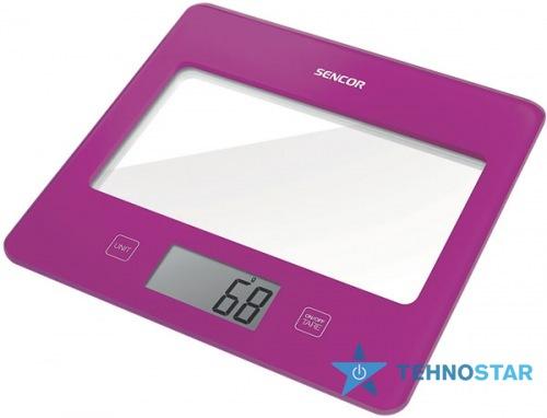 Фото - Весы кухонные Sencor SKS5025VT