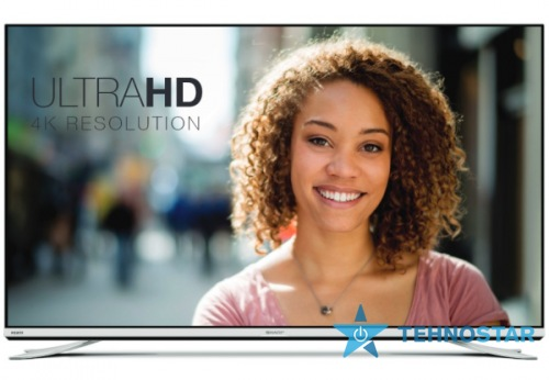 Фото - LED телевизор Sharp LC-49XUF8772ES