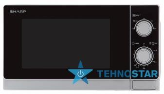 Фото - Микроволновая печь Sharp R200INW