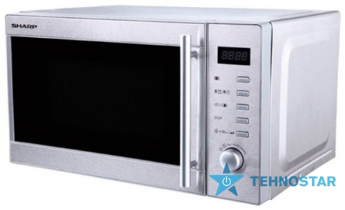 Фото - Микроволновая печь Sharp R20STW