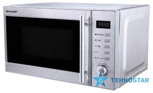 Фото - Микроволновая печь Sharp R60STW