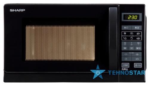 Фото - Микроволновая печь Sharp R642BKW