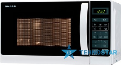 Фото - Микроволновая печь Sharp R642WW