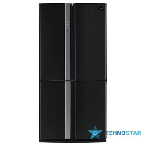 Фото - Холодильник Sharp SJ-FP810VBK