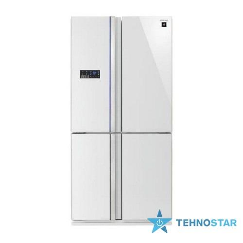 Фото - Холодильник Sharp SJ-FS810VWH