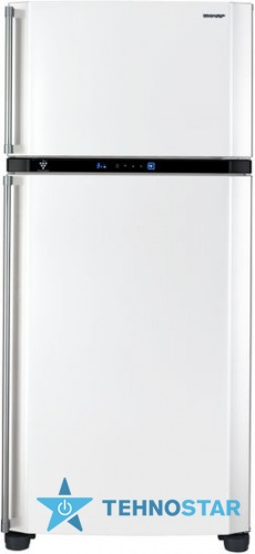 Фото - Холодильник Sharp SJ-PT 690 RWH (White)