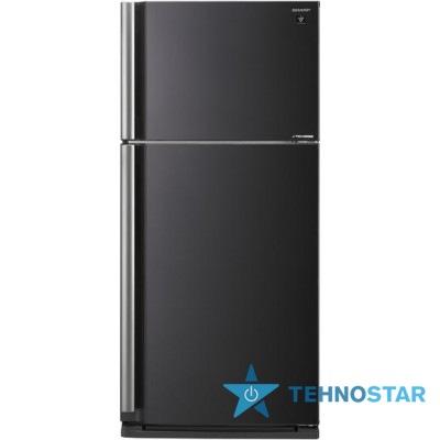 Фото - Холодильник Sharp SJ-XE680MBK