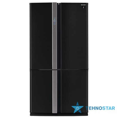 Фото - Холодильник Sharp SJ-FP760VBK