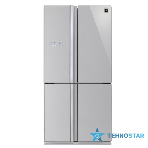 Фото - Холодильник Sharp SJ-FS820VSL