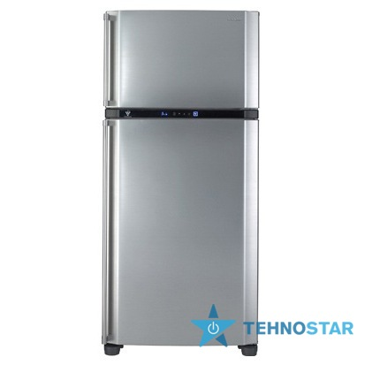 Фото - Холодильник Sharp SJ-PT 690 RSL (Silver)