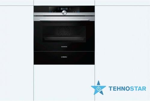 Фото - Шкаф для подогрева посуды Siemens BI 630 ENS1