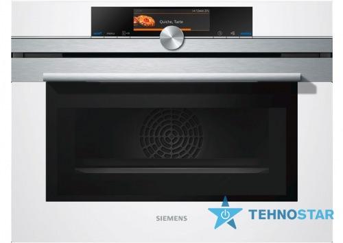 Фото - Электрический духовой шкаф Siemens CM678G4W1