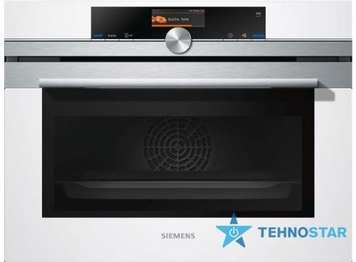 Фото - Электрический духовой шкаф Siemens CS656GBW1