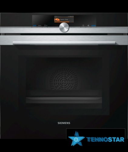 Фото - Электрический духовой шкаф Siemens HM656GNS1