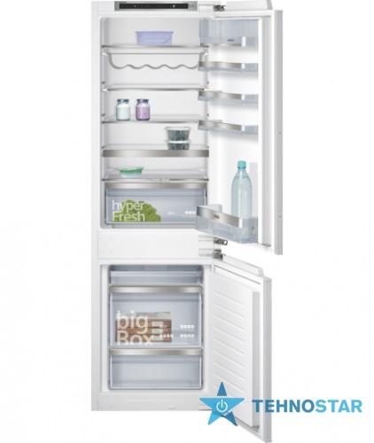 Фото - Встраиваемый холодильник Siemens KI86SSD30