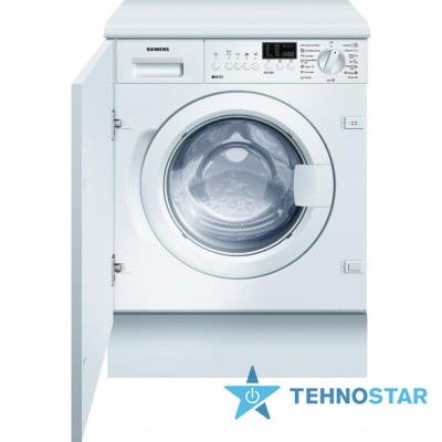 Фото - Встраиваемая стиральная машина Siemens WI14S441EU