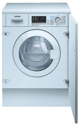 Фото - Встраиваемая стиральная машина Siemens WK 14D540EU