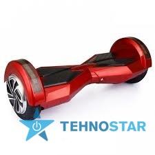 Фото - Электротранспорт Smart Balance Lambo 8' digital Красный