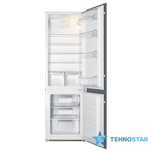 Фото - Холодильник Smeg C7280F2P