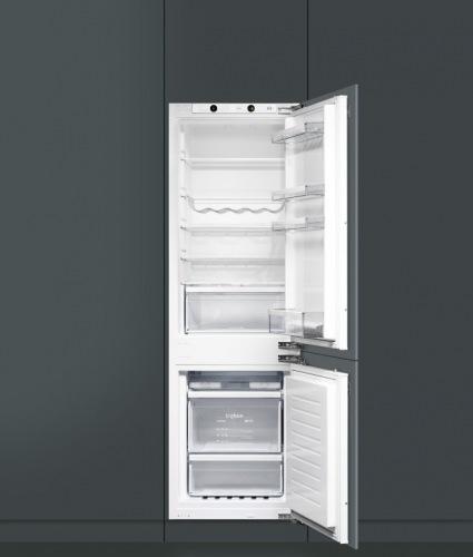 Фото - Встраиваемый холодильник Smeg CID280NF