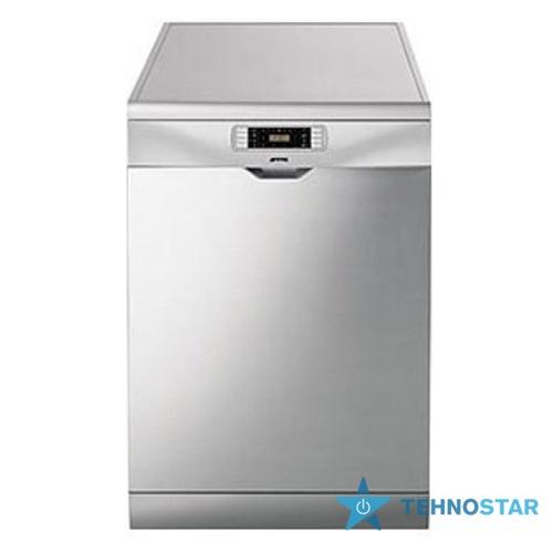 Фото - Посудомоечная машина Smeg LSA6439X2