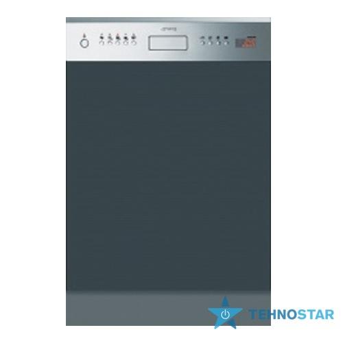 Фото - Посудомоечная машина Smeg PLA6442X2