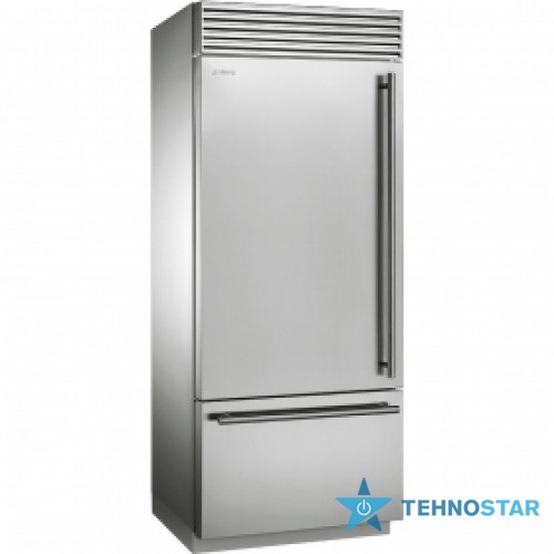 Фото - Холодильник Smeg RF396LSIX