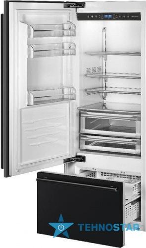 Фото - Встраиваемый холодильник Smeg RI76LSI
