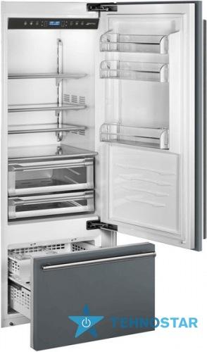 Фото - Встраиваемый холодильник Smeg RI76RSI