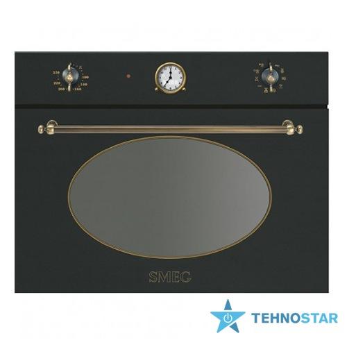 Фото - Электрический духовой шкаф Smeg SF4800MCA