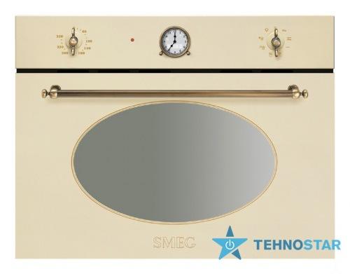 Фото - Микроволновая печь Smeg SF4800MPO