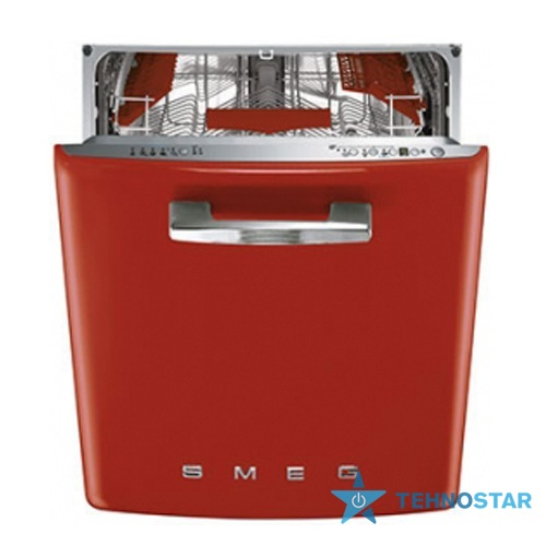 Фото - Посудомоечная машина Smeg ST2FABR2
