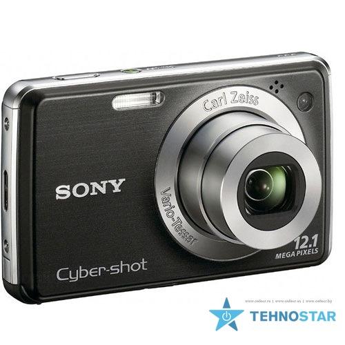 Фото - Фотоаппарат Sony DSC-W220 Black