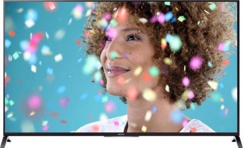 Фото - 3D телевизор Sony KD-70X8505B