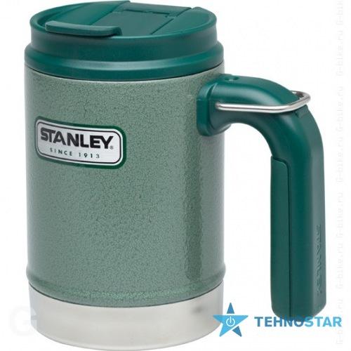 Фото - Туристическая посуда Stanley Classic Camp 0.47 Л Зеленая