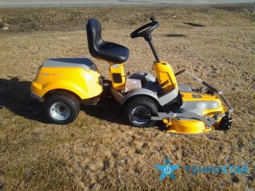 Фото - Трактор и райдер Stiga Park340MX