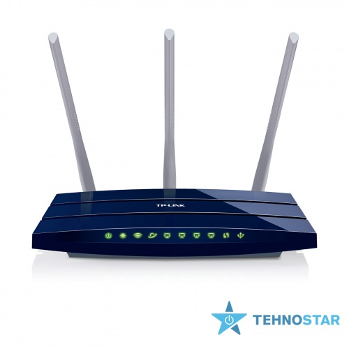 Фото - Маршрутизатор TP-LINK TLWR1043ND