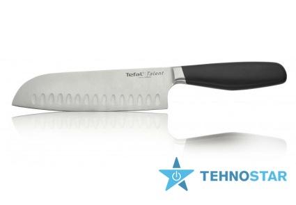 Фото - Набор ножей Tefal K0910604 Нож Сантоку, 18 см Talent