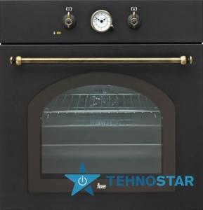 Фото - Электрический духовой шкаф Teka HR 750 Rustica черный ручки