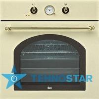 Фото - Электрический духовой шкаф Teka HR 750 Rustica бежевый ручки