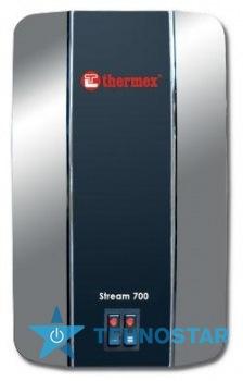 Фото - Водонагреватель Thermex Stream 700 Chrome