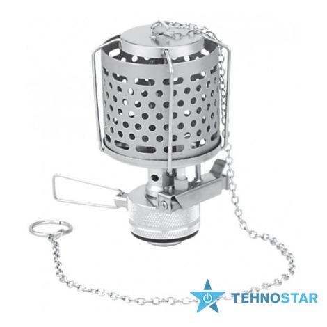 Фото -  Tramp TRG-014 Лампа с пьезоподжигом и металлическим плафоном, в футляре