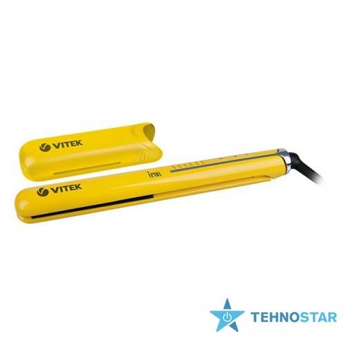 Фото - Выпрямитель для волос Vitek VT-2312 Yellow