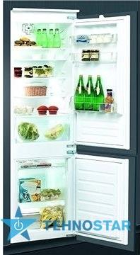 Фото - Встраиваемый холодильник Whirlpool ART6610A+