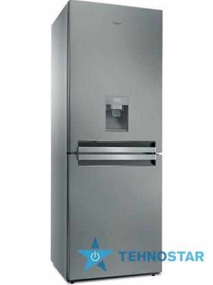 Фото - Холодильник Whirlpool BTNF5011OX