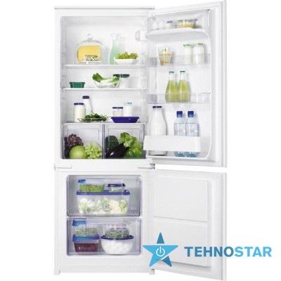 Фото - Встраиваемый холодильник Zanussi ZBB24431SA