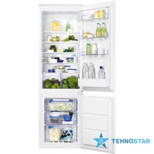 Фото - Встраиваемый холодильник Zanussi ZBB 928651 S