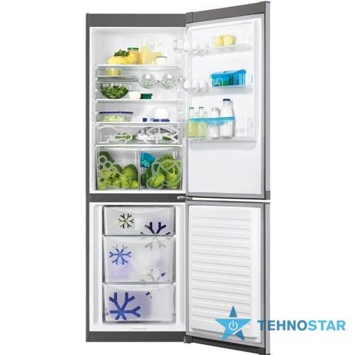 Фото - Холодильник Zanussi ZRB36104XA
