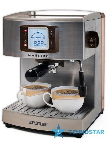 Фото - Эспрессо кофеварка Zelmer 13Z012
