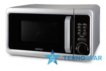 Фото - Микроволновая печь Zelmer ZMW3101B (MW3060E Black-Silver)